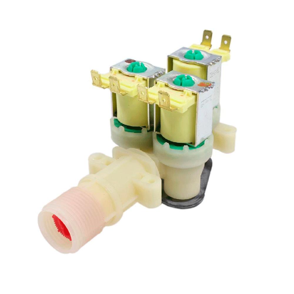 Válvula Tripla Máquina de Lavar Electrolux Top 8 127v 64287417