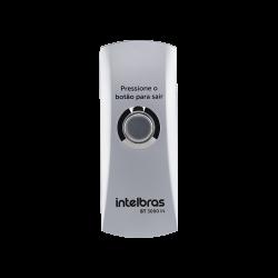 Botoeira de Inox Intelbras BT 3000 IN