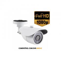 Câmera Multitec Bullet AHD-H 2.0 Megapixel Alta Definição (2.0MP | 1080p | 3.6mm | Metal)