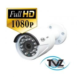 Câmera TVZ Bullet Flex HD 4BL2 Full HD (2.0MP | 1080p | 3.6mm | Plast)
