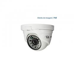 Câmera TVZ Dome Flex HD 4DM2 Full HD (2.0MP | 1080p | 2.8mm | Metal)