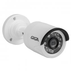 Câmera Giga GS0002 Bullet Digital 960 Plus IR 20M (960TVL | 494p | 3.2mm | Plast)
