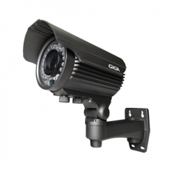 Câmera Giga Security GS0276 Bullet Orion Open HD Varifocal IR 50M UTC IP66 (2.0MP | 1080p | 2.8~12mm | Metal)