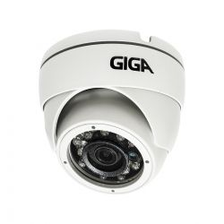 CÂMERA GIGA GS0041 DOME OPEN HD IR 30M (4MP | IP66 | 4MM | PLAST)