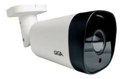 Câmera Giga Security GS0276 Bullet Orion Open HD Varifocal IR 50M UTC IP66 (2.0MP | 1080p | 2.8~12mm | Metal)