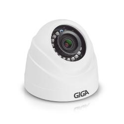Câmera Giga Security GS0460 Dome Open HD IR 30M (1.0MP | 720p | 2.6mm | Plast)