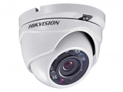 Câmera Hikvision Dome Flex DS-2CE56C0T-IRM (1.0MP | 720p | 2.8mm | Metal)