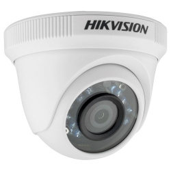 Câmera Hikvision Dome Flex DS-2CE56C0T-IRPF (1.0MP | 720p | 2.8mm | Plast)