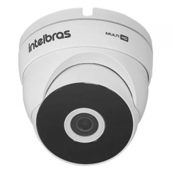 Câmera Intelbras Bullet VHD 3120 D Multi HD G6 (1.0MP | 720p | 3.6mm | Metal)