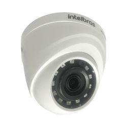 Câmera Intelbras Dome VHD 1010 D G6 Multi HD (1.0MP | 720p | 3.6mm | Plast)