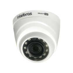 Câmera Intelbras Dome VHD 1010 D G6 Multi HD (1.0MP | 720p | 3.6mm | Plast)