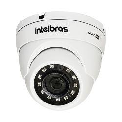 Câmera Intelbras Dome Multi HD 3120D G4 Alta Definição (1.0MP | 720p | 2.8mm | Metal)