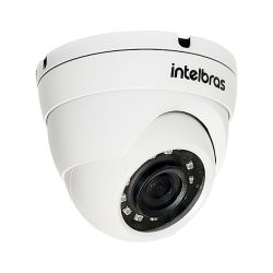 Câmera Intelbras Dome Multi HD 3120D G6 Alta Definição (1.0MP | 720p | 2.6mm | Metal)