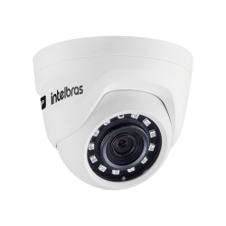 Câmera Intelbras Dome Onvif IP VIP 1020 D (1.0MP | 720p | 2.6mm | Plast)