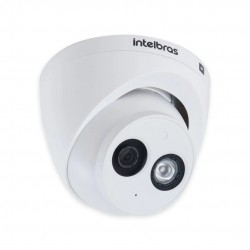 Câmera Intelbras Dome VIP 3250 MIC IP IP67 (2.0MP | 1080P | 2.8mm | Metal)