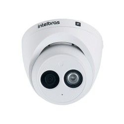 Câmera Intelbras Dome VIP 3250 MIC IP IP67 (2.0MP | 1080P | 2.8mm | Metal)