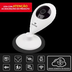 Câmera Tecvoz IP Sem Fio Inteligente TZO-CI101 Alta Definição