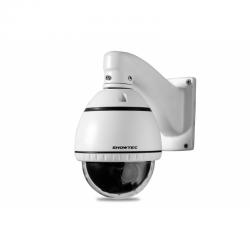 Câmera mini speed dome showtec 10x sensor sony 1/3 700 linhas
