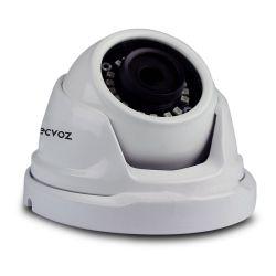 Câmera Tecvoz Dome Flex HD DM228P Full HD (2.0MP | 1080p | 2.8mm | Plástico)