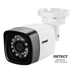 Câmera TWG Bullet TW-7725 HB XVI-AHD/CVI/TVI/CVBS (2.0MP | 1080P | 3.6mm | Plástico)