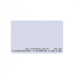 Cartão de Acionamento por Aproximação Intelbras TH 2000 - Unidade