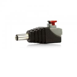 Conector P4 Macho de Engate Rápido