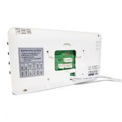 Display 4.3 Polegadas Para Vídeo Porteiro Giga Security GSVDP4000UI (Unidade Interna)