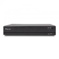 DVR Tecvoz TV-E508 08 Canais Flex HD Linha Inteligente