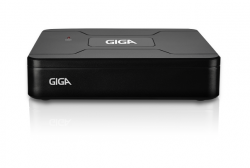 DVR Giga Security GS0082 04 Canais Open HD Lite (1.0MP | 720P)