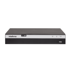 DVR Intelbras 08 Canais Multi HD Full HD MHDX 3108 H.265