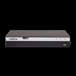 DVR Intelbras 08 Canais Multi HD Full HD MHDX 3108 H.265