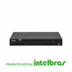 Dvr intelbras 32 canais multi hd - mhdx 1032