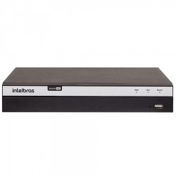 DVR Intelbras MHDX 3104 04 Canais Multi HD Full HD