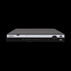 DVR Intelbras MHDX 5116 16 Canais Resolução 4K Multi HD