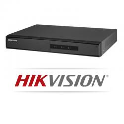 Dvr turbo hd 5 em 1 hikvision hdtvi 8 canais ds-7208hghi-f1