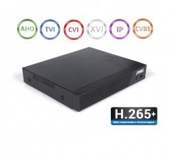 DVR TWG TW-5104T DH 04 Canais Full HD 5MP 6x1 Tecnologias