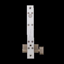 Fechadura Solenoide Intelbras de Embutir Fail Secure/Safe com Chave FS1010