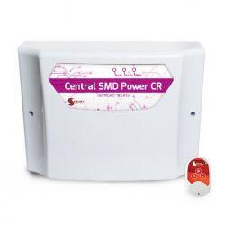Gerador de Choque para Cerca Elétrica - SMD CR (c/ Aterramento Eletrônico) - até 650m linear de fio 0,45