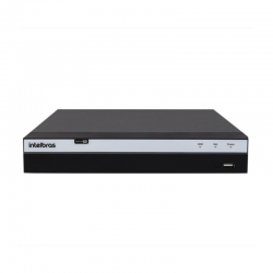 DVR Intelbras MHDX 3116 16 Canais Multi HD Full HD