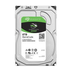 HD Sata Seagate Barracuda 8TB