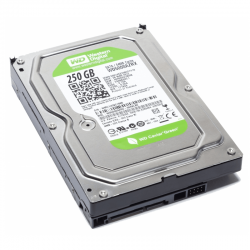 HD Sata Western Digital (WD) Green 250GB Semi Novo