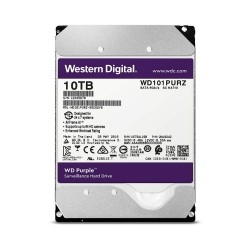 HD Sata Western Digital (WD) Purple 10TB - Sugerido pela Intelbras