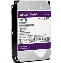 HD Sata Western Digital (WD) Purple 12TB - Sugerido pela Intelbras