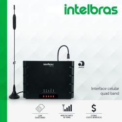 Interface Celular GSM - ITC4100 Intelbras