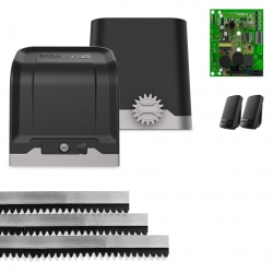 Kit Motor de Portão Intelbras Deslizante Bivolt DR 600 Fast (1/3 | 600kg | 20 Ciclos | 6s)