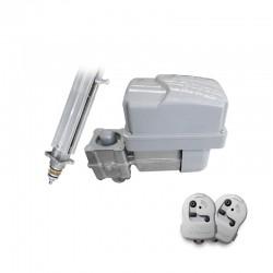 Kit Motor para Portão Basculante Flash 1.5m V3 Aluminio Peccinin