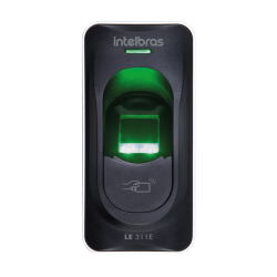 Leitor Biométrico Intelbras c/ RFID LE 331E