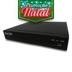 NATAL CFTV CLUBE - DVR Segurimax 08 Canais 5 em 1 Multifunções