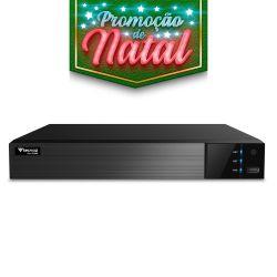 NATAL CFTV CLUBE - DVR Tecvoz 04 Canais Flex HD Full HD TW-P3004