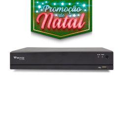NATAL CFTV CLUBE - DVR Tecvoz 08 Canais Flex HD Linha Inteligente TV-E508